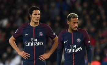 Neymar thừa nhận có mâu thuẫn với Cavani tại PSG