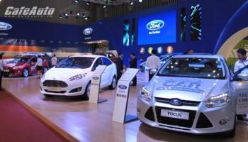 Nhập khẩu ô tô gặp khó, Ford vẫn lạc quan về thị trường Việt Nam Chia sẻ