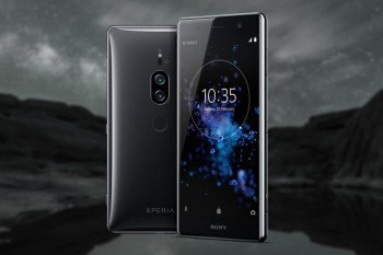 sony trinh lang smartphone dau tien co camera kep man hinh 4k