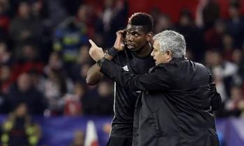 Mourinho sẵn sàng để Pogba ra đi