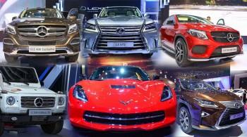 Ô tô Lexus ở Nhật 900 triệu, về Việt Nam gần 3 tỷ: Đắt đỏ thuế chồng thuế Chia sẻ
