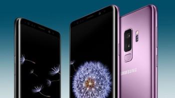 samsung galaxy s9 vuot qua iphone x tro thanh dien thoai dang mua