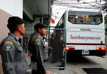 Vấn đề chống khủng bố: Thái Lan thừa nhận khả năng IS xâm nhập