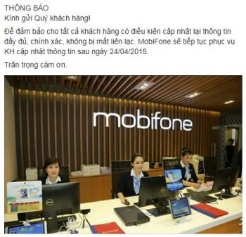 vinaphone mobifone thong bao lui thoi han bo sung thong tin