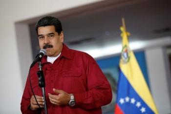 bau cu tong thong venezuela suc soi chien dich van dong tranh cu