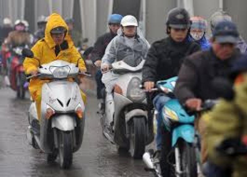 Thời tiết hôm nay: Không khí lạnh ảnh hưởng một số địa phương