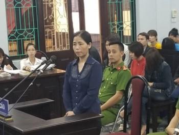 Xét xử nữ y sĩ gây bệnh sùi mào gà cho 117 trẻ ở Hưng Yên