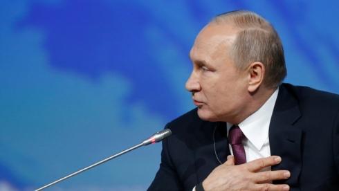 Tổng thống Putin lần đầu nói về kết quả điều tra Nga can thiệp bầu cử Mỹ