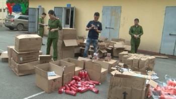Lạng Sơn thu giữ trên 10.000 sản phẩm mỹ phẩm nhập lậu