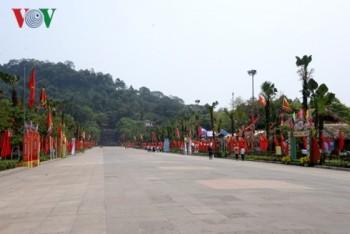 Phú Thọ sẵn sàng đón du khách về giỗ tổ Hùng Vương năm 2019