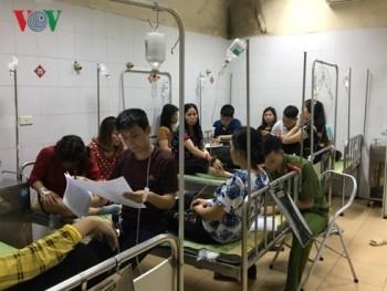 Vụ gần 90 công nhân nhập viện nghi ngộ độc: Công ty hỗ trợ 100 triệu