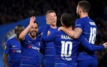 Arsenal & Chelsea dắt tay nhau vào bán kết Europa League