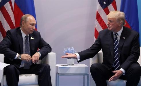 Điều tra của Mueller tiết lộ 5 điều Putin muốn đạt được với Trump