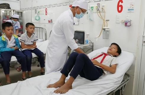 Hơn 40 học sinh nhập viện sau khi được tặng uống sữa Nestle Milo