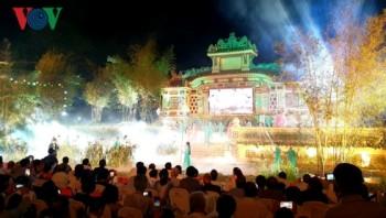 """Khai mạc Festival nghề truyền thống Huế 2019: """"Tinh hoa nghề Việt"""""""