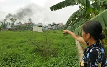 Đình chỉ hoạt động công ty tái chế nhôm gây ô nhiễm