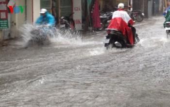 Dự báo thời tiết ngày 19/5: Hà Nội tiếp tục se lạnh, có mưa dông