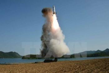 Trung Quốc kêu gọi đối thoại sau vụ phóng tên lửa của Triều Tiên