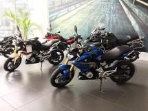 lo xe moto dau tien cua bmw tai viet nam co gia ban chinh thuc