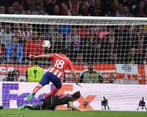 diego costa toa sang atletico madrid thang sat nut arsenal