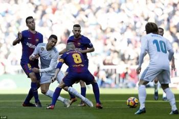 Barcelona - Real Madrid: Siêu kinh điển chào đón tân Vương