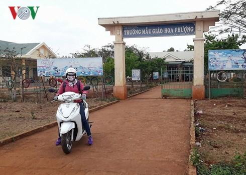 Lạm thu xã hội hóa giáo dục mầm non ở xã vùng 3, Gia Lai