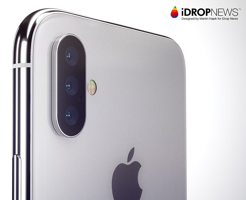 iphone 2019 gay soc khi co 3 camera zoom quang hoc 5x