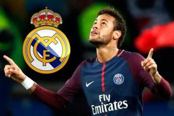Neymar nhờ cậy siêu cò để giúp sang Real Madrid?
