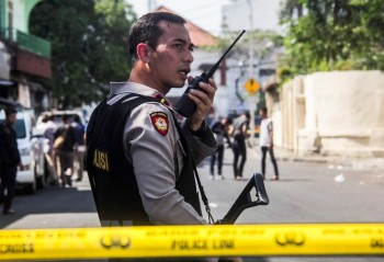 IS có liên quan tới loạt vụ tấn công liều chết đẫm máu tại Indonesia