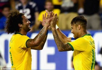 tuyen brazil chot danh sach 23 cau thu du vck world cup 2018