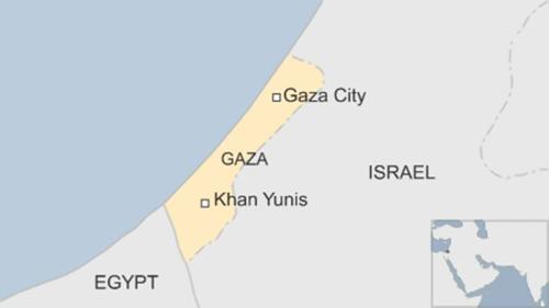 tong thong palestine len an israel tham sat o gaza