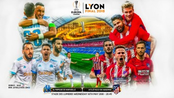 Atletico vs Marseille: Chung kết rực lửa