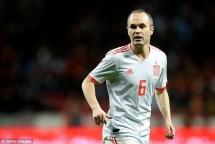 iniesta se chia tay doi tuyen tay ban nha sau world cup 2018