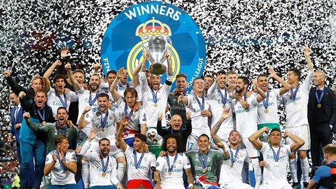 real vo dich champions league zidane viet su theo cach don gian nhat