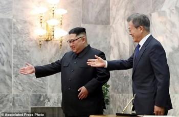 Hy vọng hòa bình lại được thắp sáng trên Bán đảo Triều Tiên