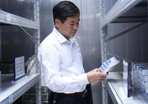 Vắcxin phòng viêm não Nhật Bản thế hệ mới có mặt tại Việt Nam