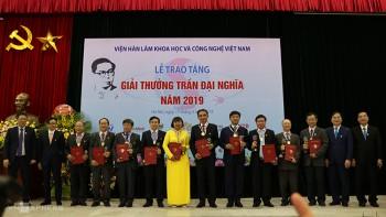 giai thuong tran dai nghia 2019 ton vinh bon cong trinh xuat sac