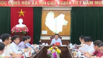 Thái Nguyên - Tập trung đẩy nhanh tiến độ thực hiện Dự án Khu du lịch Hồ Núi Cốc