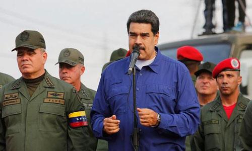 cac phe phai venezuela dam phan vong 2 thu thach khong de vuot qua
