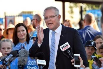 Thủ tướng Australia Morrison tuyên thệ nhậm chức nhiệm kỳ mới