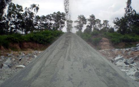 Nguồn cung khan hiếm, vật liệu nào thay thế cát xây dựng?
