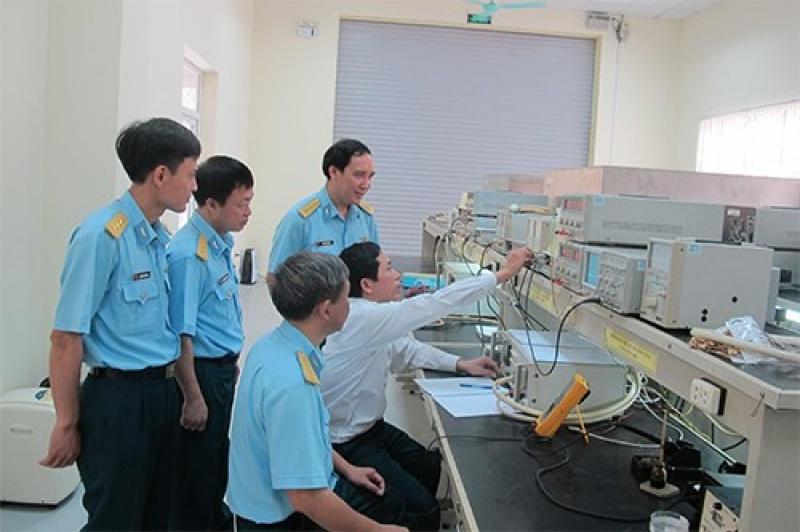 Xây dựng và áp dụng chuẩn quy trình công nghệ