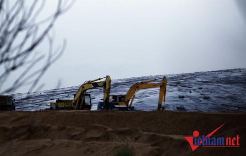 Vi phạm xử lý chất thải ở Đa Phước: Công ty bị phạt gần 1,6 tỷ