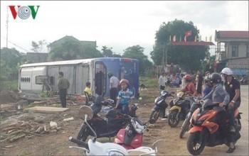 Liên tiếp xảy ra 3 vụ tai nạn trên Quốc lộ 1A đoạn qua Quảng Trị