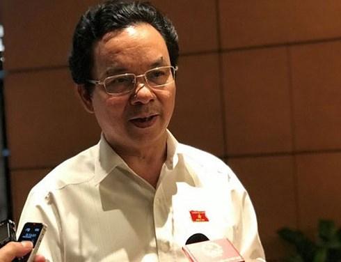 ĐBQH chưa hài lòng với nội dung trả lời của Bộ trưởng GTVT về BOT
