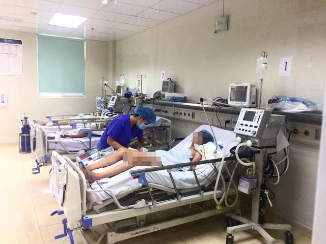 Sau sốt hai ngày, hai trẻ hôn mê vì viêm não Nhật Bản