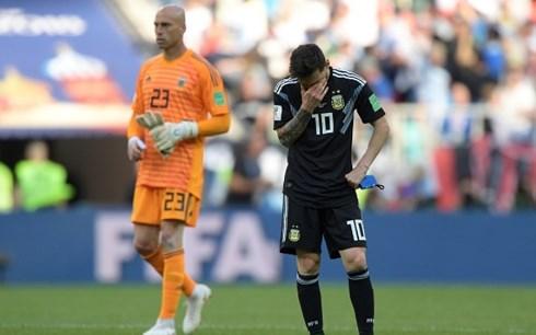 nhung con dia chan o loat tran dau tien vong bang world cup 2018
