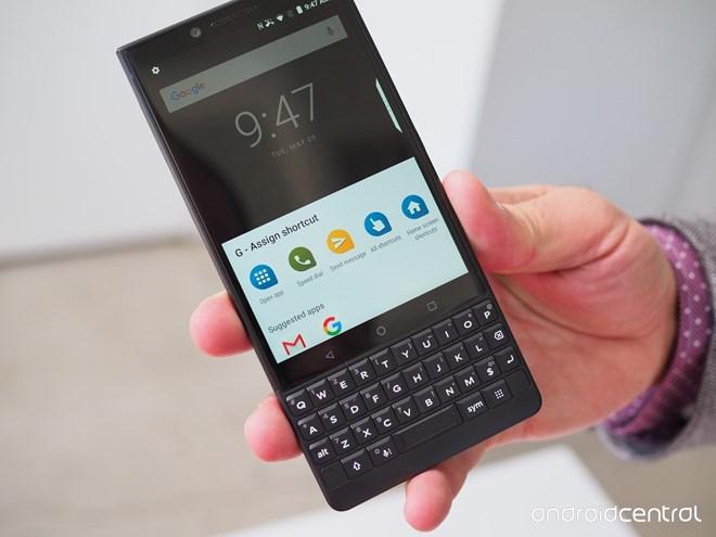 tcl an dinh ngay phat hanh blackberry key2 cho phep dat truoc