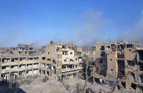 quan doi syria tai chiem cac khu vuc rong lon gan bien gioi iraq