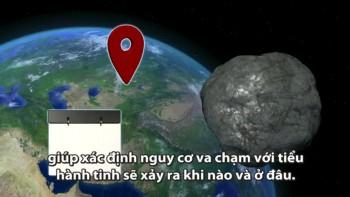 NASA lên kế hoạch bảo vệ Trái Đất trước tiểu hành tinh